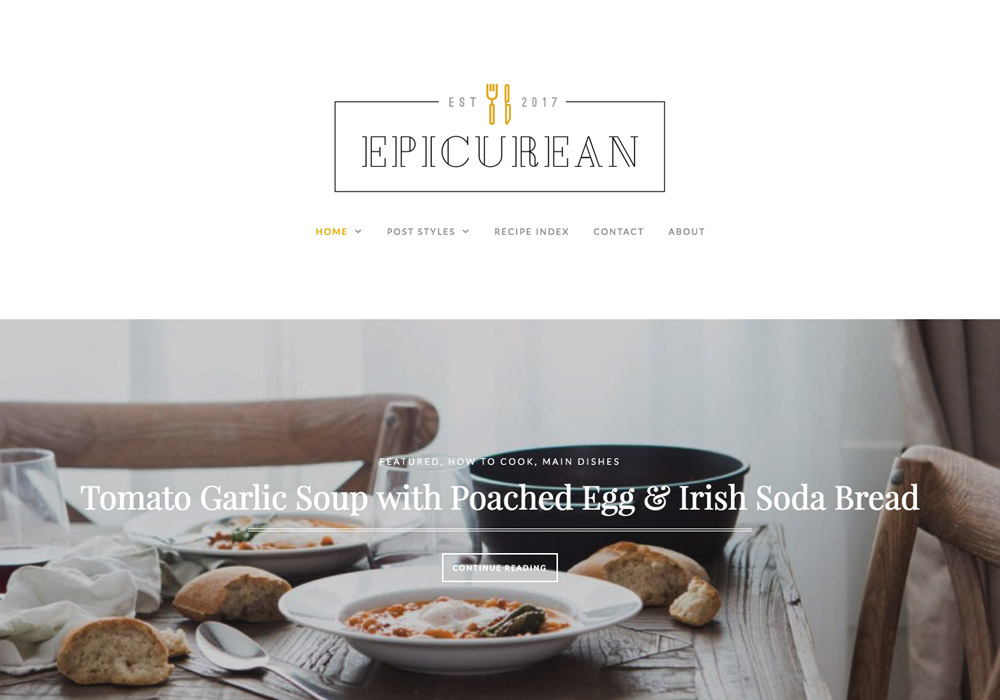 Epicurean_food_wordpress_theme