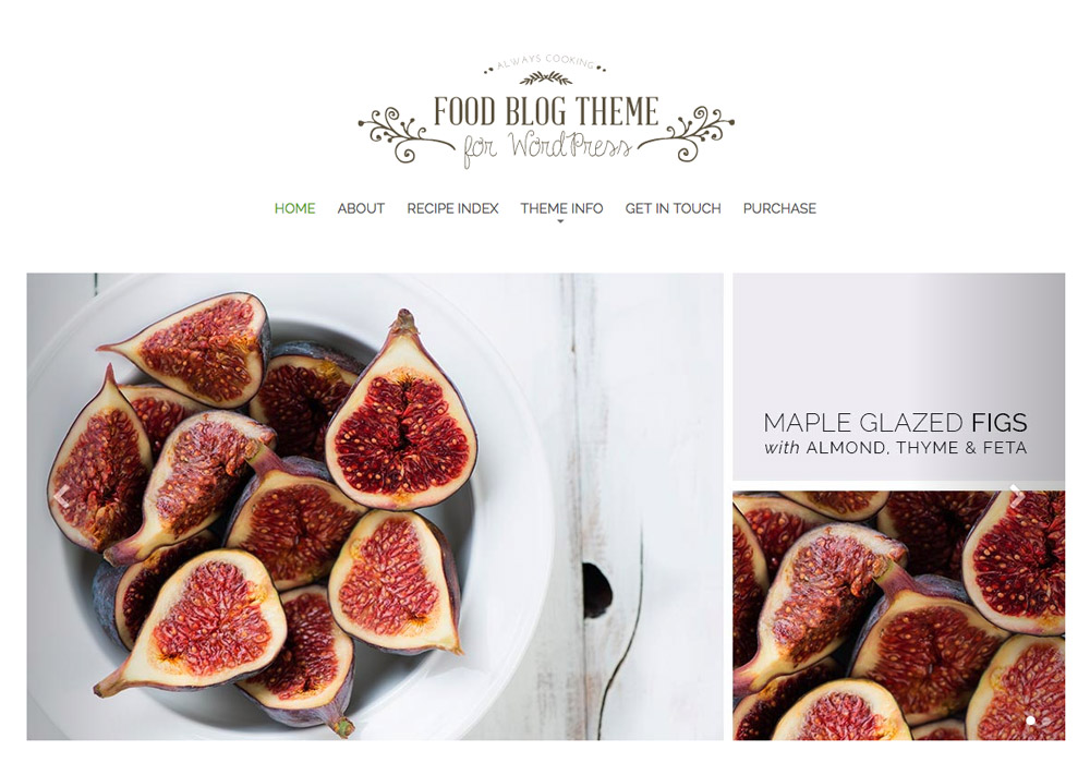 Food_Blog_wordpress_theme
