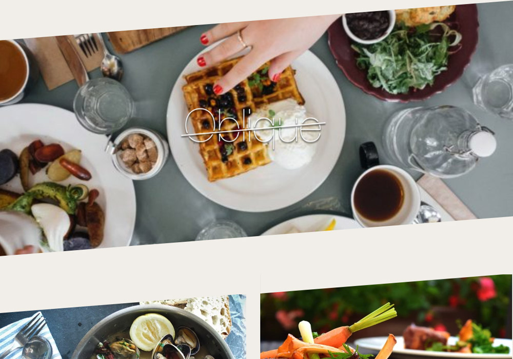 OBLIQUE_food_wordpress_theme