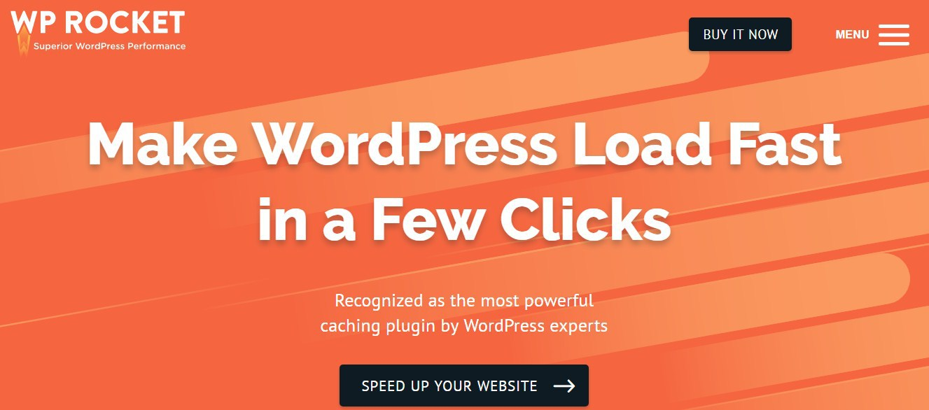 How to speed up WordPress by cache plugins
