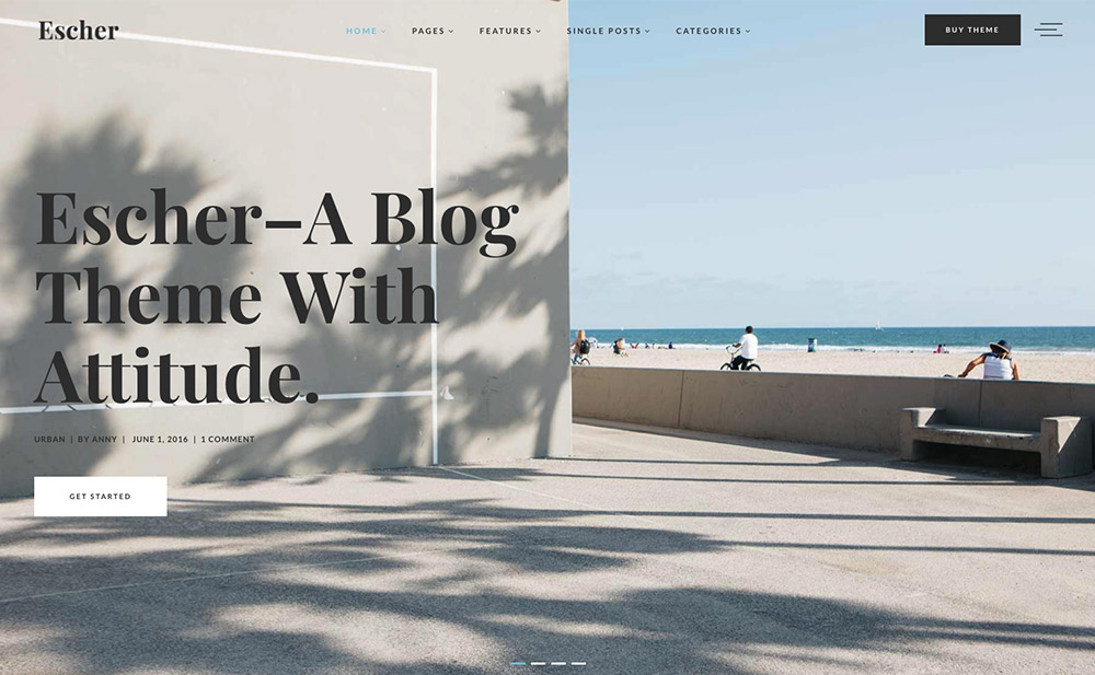 WordPress Lifestyle themes