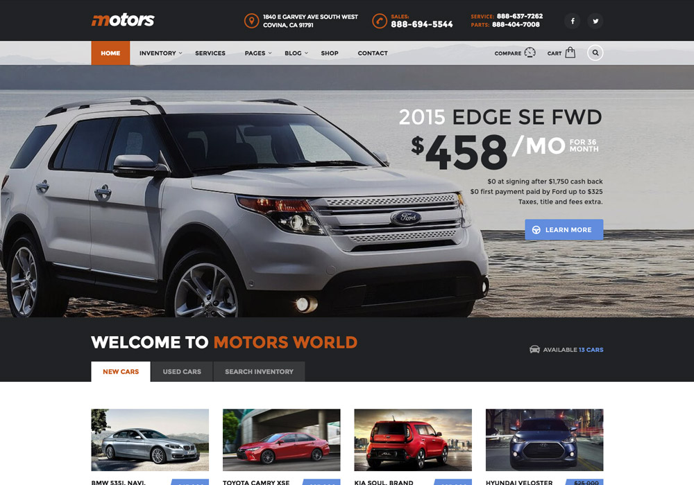 Monthly Car Rental Best Websites