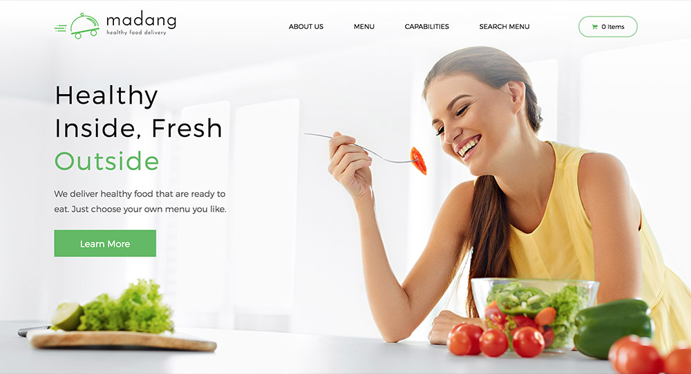 Food Delivery WordPress themes