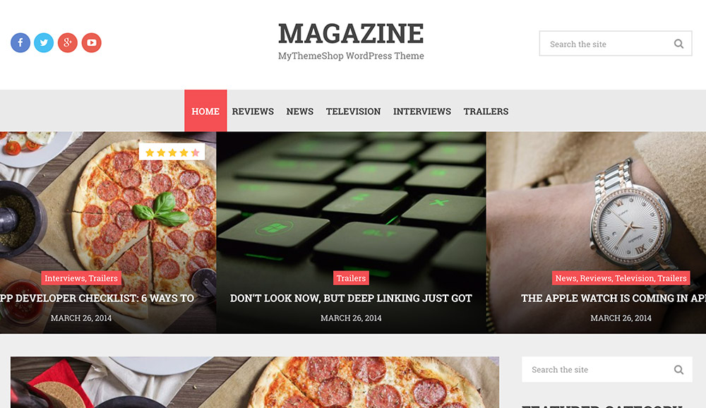 Best WordPress themes for technology blogs