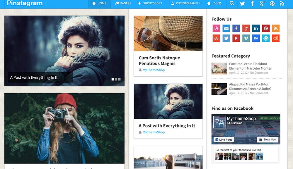 Best WordPress themes for technology blogs