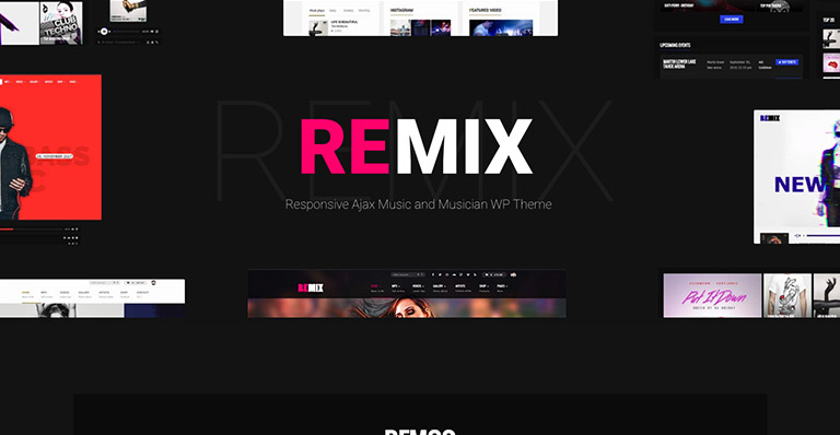 8 Best Music WordPress Themes for 2018