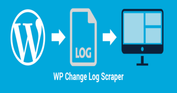 WP CHANGE LOG SCRAPER