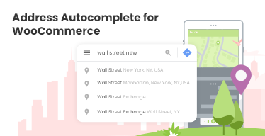 Address Autocomplete for WooCommerce